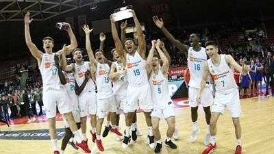 ANGT Munich championship game: U18 Real Madrid punches ticket to Belgrade