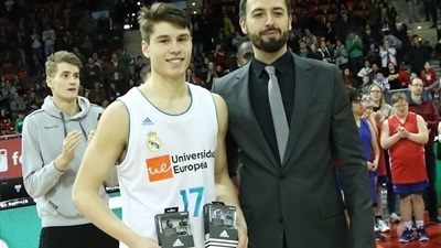 MVP Nakic or U18 Real Madrid leads Munich all-tourney team