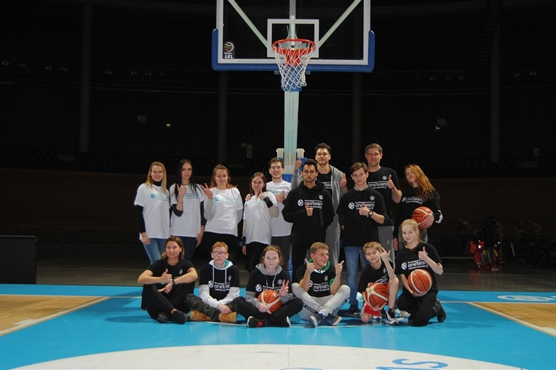 Lietkabelis Panevezys One Team session