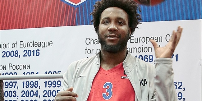 CSKA adds Victor Rudd for one month