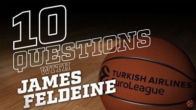 10 Questions with: James Feldeine, Crvena Zvezda mts Belgrade