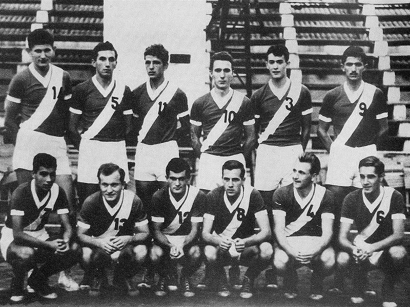 1956-57 team of Radnicki
