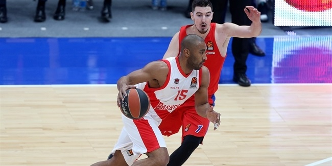 Video tutorial: Baskonia's Jayson Granger on hot handles