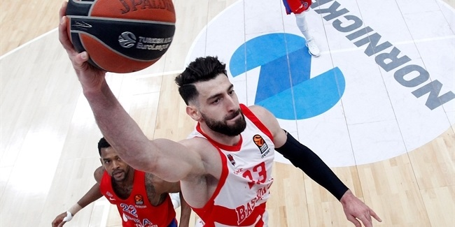 Toko Shengelia, Baskonia: 'We play with a lot of aggressiveness'