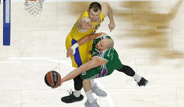 RS Round 23 report: Unicaja's guards shine in crucial win over Maccabi