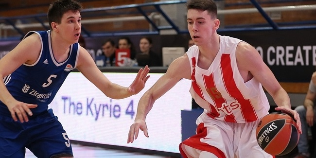 Hardship abroad leads Zivanovic to Zvezda and once-in-a-lifetime experience