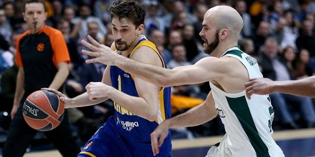 Alexey Shved, Khimki: 'Thank you to everybody'