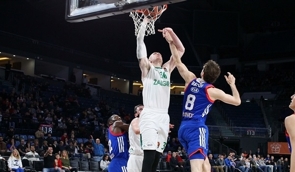RS Round 23 report: White, Zalgiris stop host Efes, tie for fourth place