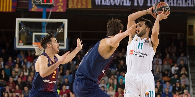 RS Round 23: FC Barcelona Lassa vs. Real Madrid