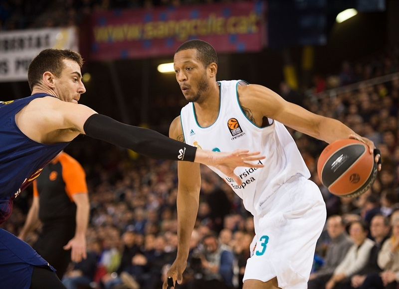 Anthony Randolph - Real Madrid - EB17