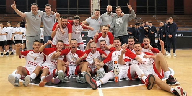Crvena Zvezda goes for 9th straight ANGT Belgrade win