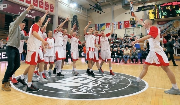 ANGT Belgrade points the way to Finals there in May