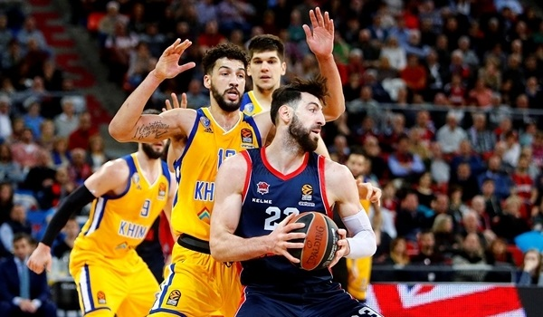 RS Round 24 report: Shengelia leads Baskonia past Khimki