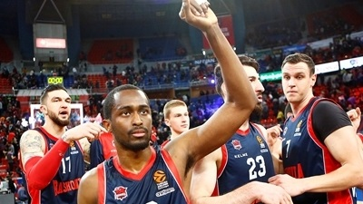 Efes signs scorer Beaubois to two-year deal