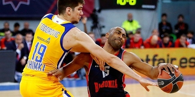 Jayson Granger, Baskonia: 'Baskonia never, ever gives up'