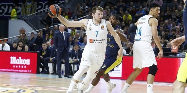 RS Round 24: Real Madrid vs. Fenerbahce Dogus Istanbul