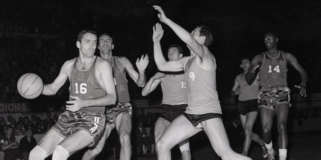 The Dream Team that wowed Belgrade in 1964