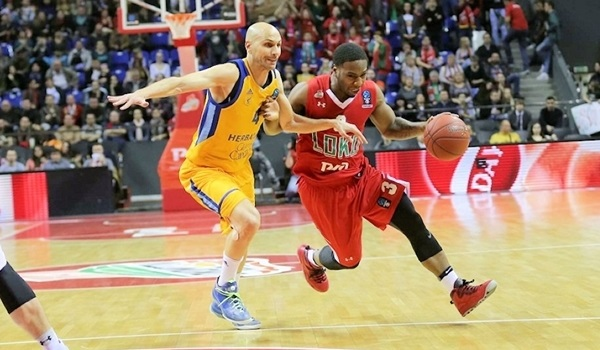 Quarterfinals Game 1: Lokomotiv rallies past Gran Canaria, takes 1-0 lead