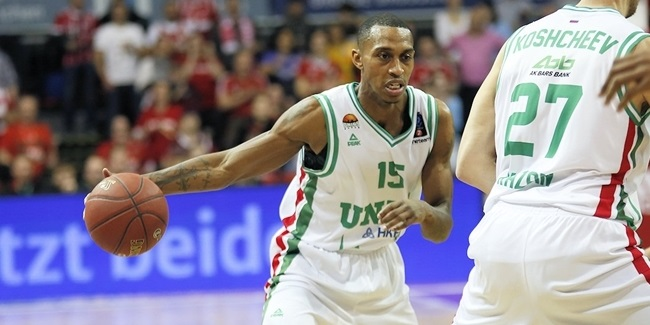 UNICS keeps EuroCup champ Smith