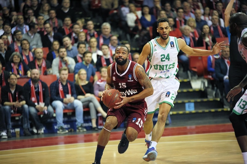 Reggie Redding - FC Bayern Munich (photo FCBB) - EC17