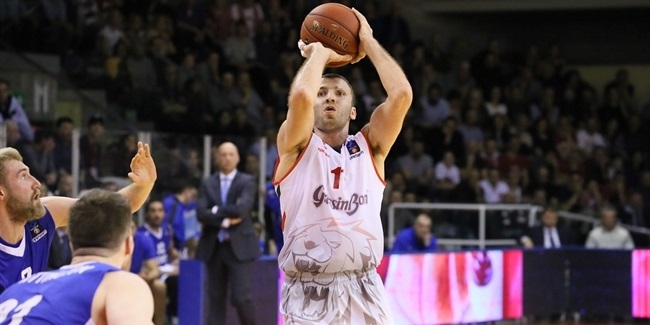 Manu Markoishvili, Reggio Emilia: 'This is a great experience'