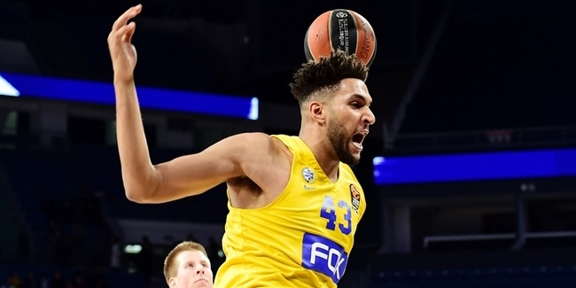 Jonah Bolden, Maccabi: 'I'm just scratching the surface'