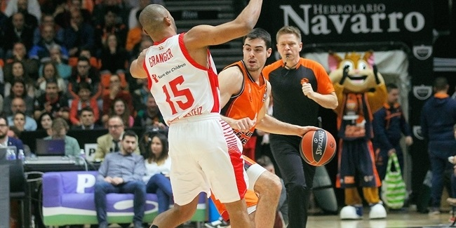 RS Round 25: Valencia Basket vs. Baskonia Vitoria Gasteiz