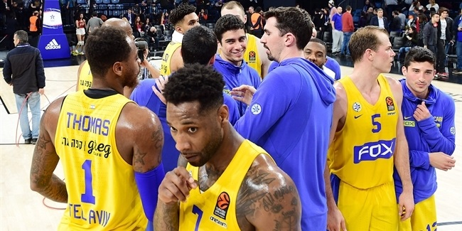 Games to Watch: Maccabi FOX Tel Aviv