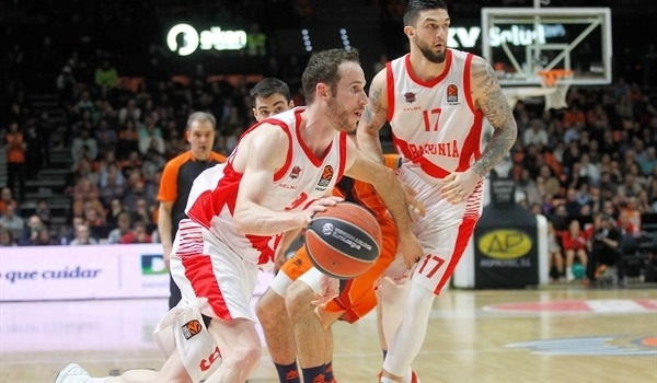 RS Round 25 report: Late charge lifts Baskonia in Valencia