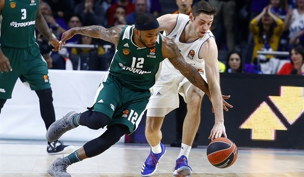RS Round 25 report: Causeur shines, Madrid downs Panathinaikos
