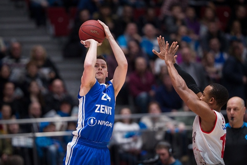 Kyle Kuric - Zenit St Petersburg (Photo Zenit) EC17
