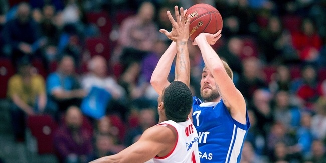 7DAYS EuroCup, Quarterfinals, Game 2: Zenit St Petersburg vs. Grissin Bon Reggio Emilia