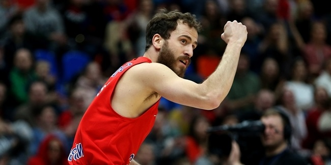 Sergio Rodriguez, CSKA: 'We are working in the right direction'