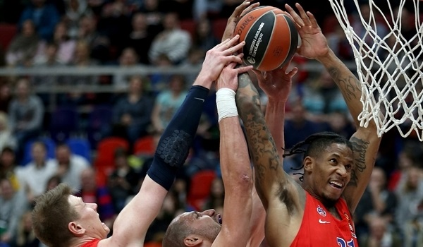 RS Round 25 report: CSKA rides offense to 20th victory