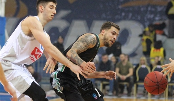 Quarterfinals Game 2: Darussafaka follows Wilbekin into semis!
