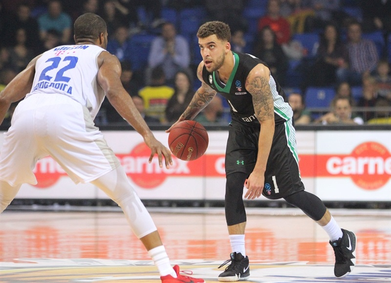 Scottie Wilbekin - Darussafaka Istanbul (photo Buducnost - Filip Roganovic) EC17