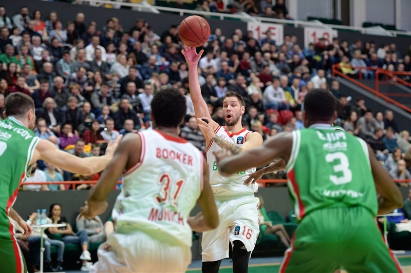 Stefan Jovic - FC Bayern Munich (photo Unics) - EC17
