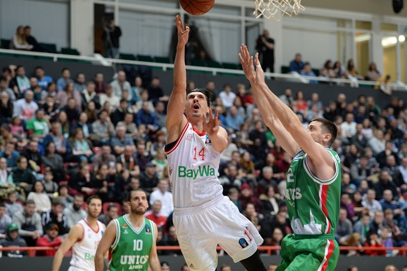 Nihad Dedovic - FC Bayern Munich (photo Unics) - EC17