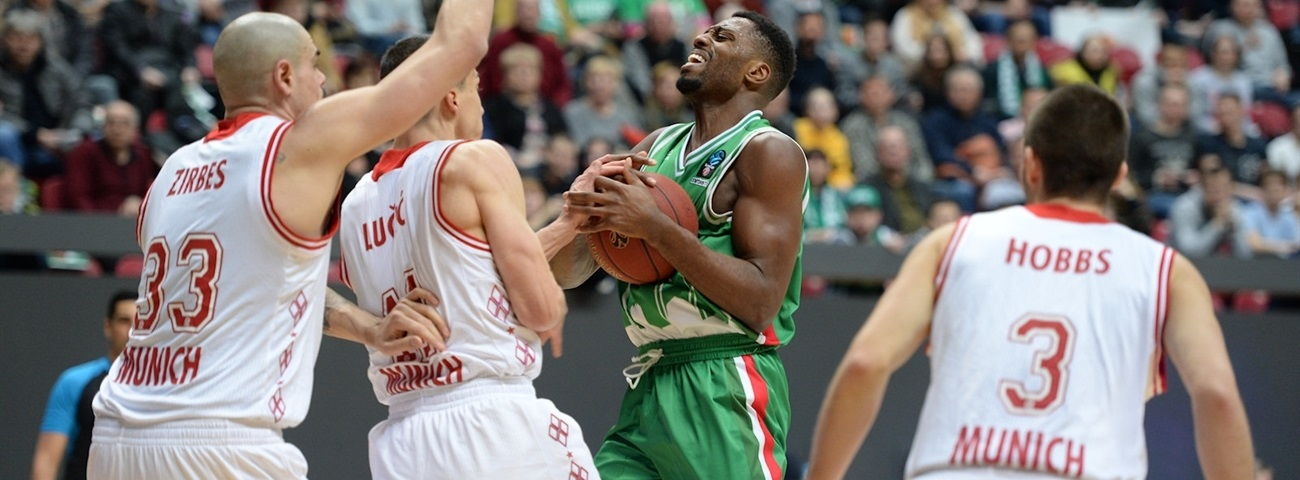 Melvin Ejim, UNICS: 'We know we are not done'