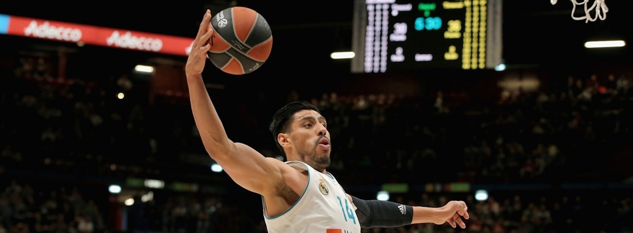 Turkish Airlines EuroLeague preseason: Madrid rallies in preseason debut