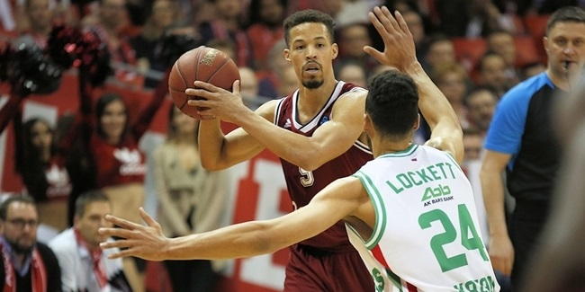 7DAYS EuroCup, Quarterfinals, Game 3: FC Bayern Munich vs. UNICS Kazan