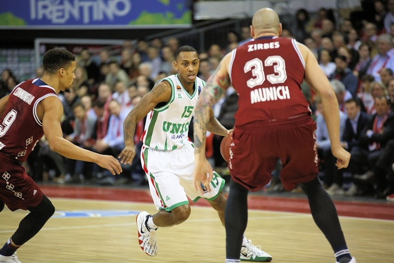 Jamar Smith - UNICS Kazan (photo FCBB) - EC17