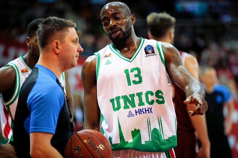 Stephane Lasme - UNICS Kazan (photo FCBB) - EC17
