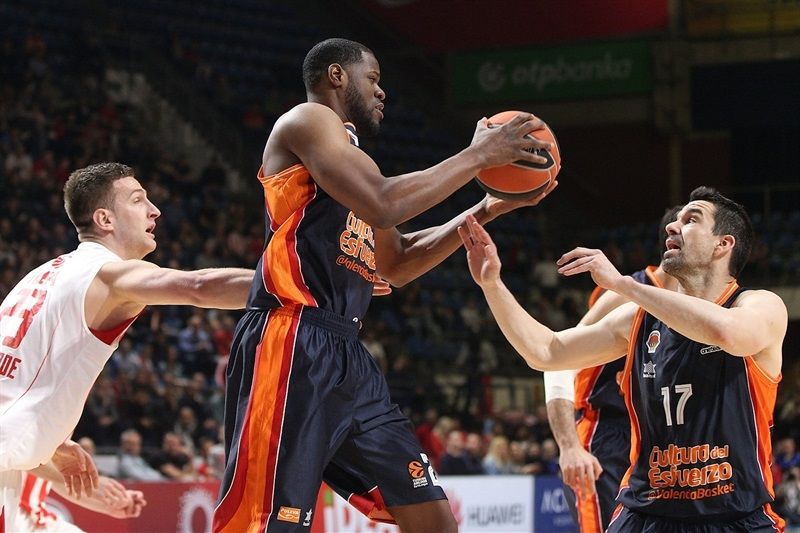 Latavious Williams - Valencia Basket - EB17