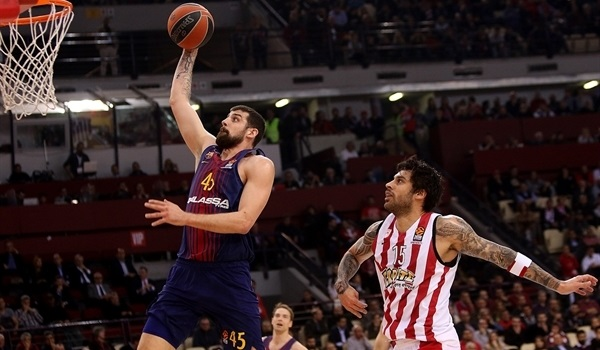 RS Round 26 report: Huge second half gives Barcelona stunning win at Olympiacos
