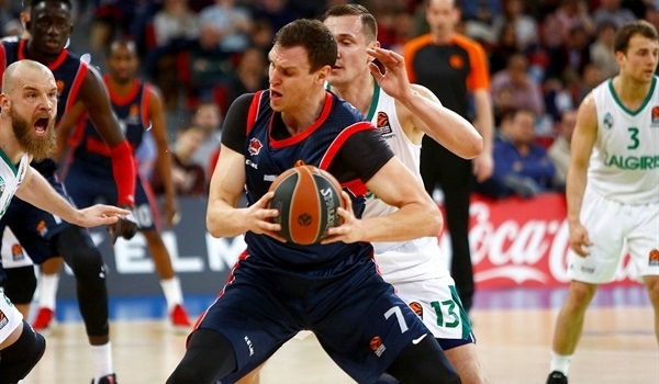 RS Round 26 report: Granger, Vildoza lead Baskonia past Zalgiris