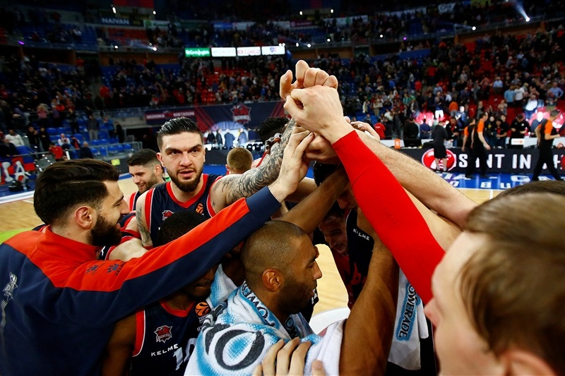 Players Baskonia Vitoria Gasteiz - EB17