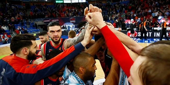 Games to Watch: KIROLBET Baskonia Vitoria-Gasteiz