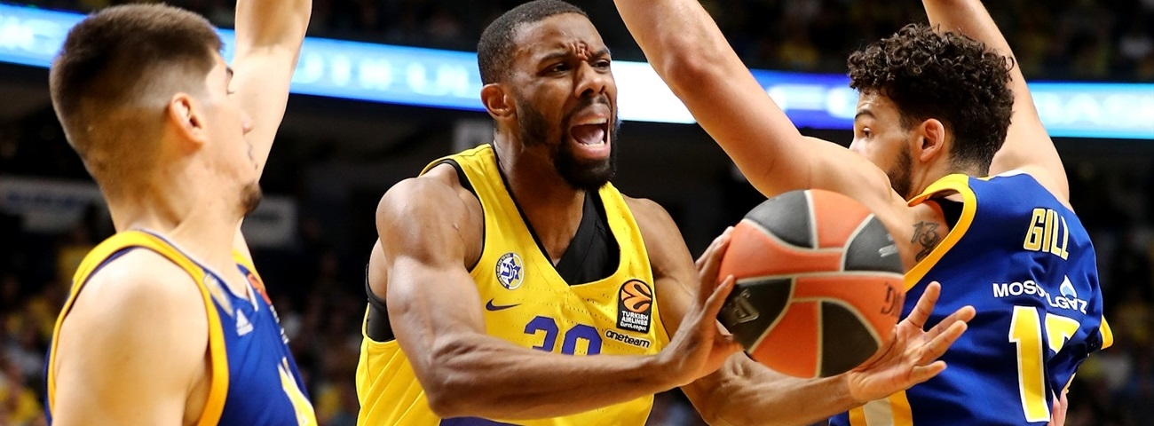 Norris Cole, Maccabi: 'Playing for our playoff lives'
