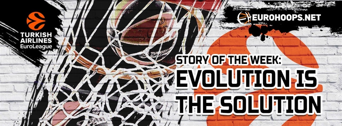 EuroLeague: Evolution is the solution